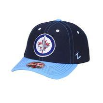 Zephyr NHL WINNIPEG JETS Staple Adjustable Cap