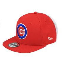 New Era MLB CHICAGO CUBS Exclusive 9FIFTY Snapback Trucker Cap