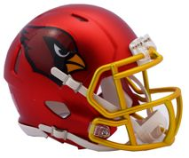 Riddell NFL ARIZONA CARDINALS Blaze Alternate Speed Mini Footballhelm