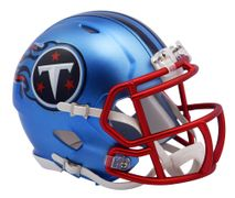Riddell NFL TENNESSEE TITANS Blaze Alternate Speed Mini Footballhelm
