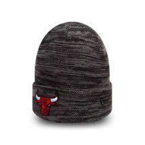 New Era NBA CHICAGO BULLS Shadow Tech Cuff Beanie Knit (Wintermütze)