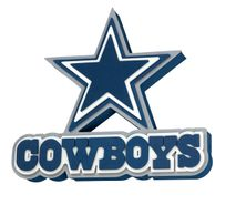 Foam Fanatics NFL DALLAS COWBOYS 3D Foam Wandlogo