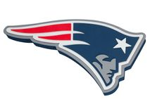 Foam Fanatics NFL NEW ENGLAND PATRIOTS 3D Foam Wandlogo