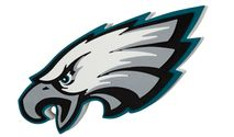 Foam Fanatics NFL PHILADELPHIA EAGLES 3D Foam Wandlogo