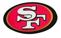 Foam Fanatics NFL SAN FRANCISCO 49ERS 3D Foam Wandlogo