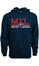 Levelwear NHL MONTREAL CANADIENS Scoreboard Pullover