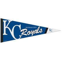 WinCraft MLB KANSAS CITY ROYALS Premium Wimpel