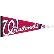 WinCraft MLB WASHINGTON NATIONALS Premium Wimpel