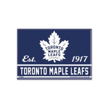 WinCraft NHL TORONTO MAPLE LEAFS Metall Magnet