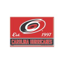 WinCraft NHL CAROLINA HURRICANES Metall Magnet