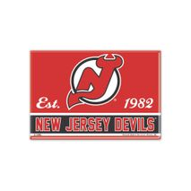 WinCraft NHL NEW JERSEY DEVILS Metall Magnet