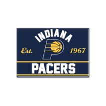 WinCraft NBA INDIANA PACERS Metall Magnet