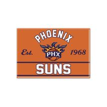 WinCraft NBA PHOENIX SUNS Metall Magnet