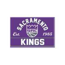 WinCraft NBA SACRAMENTO KINGS Metall Magnet