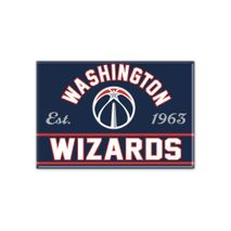 WinCraft NBA WASHINGTON WIZARDS Metall Magnet