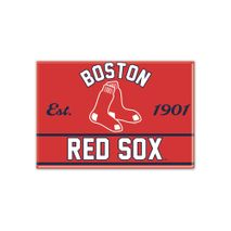WinCraft MLB BOSTON RED SOX Metall Magnet