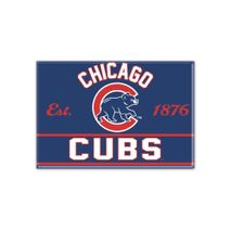 WinCraft MLB CHICAGO CUBS Metall Magnet