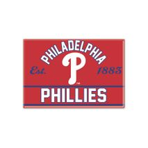 WinCraft MLB PHILADELPHIA PHILLIES Metall Magnet