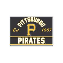 WinCraft MLB PITTSBURGH PIRATES Metall Magnet
