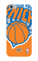 Hoot NBA NEW YORK KNICKS XXL Logo Apple Iphone 7 Case Handyhülle