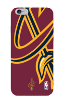 Hoot NBA CLEVELAND CAVALIERS XXL Logo Apple Iphone 7 Case Handyhülle