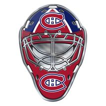 Team Promark NHL MONTREAL CANADIENS Mask Auto Emblem
