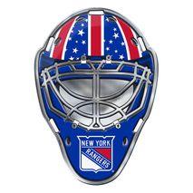 Team Promark NHL NEW YORK RANGERS Mask Auto Emblem
