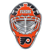Team Promark NHL PHILADELPHIA FLYERS Mask Auto Emblem