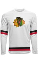 Levelwear NHL CHICAGO BLACKHAWKS - Jonathan Toews #19 Authentic Scrimmage Player Sweatshirt