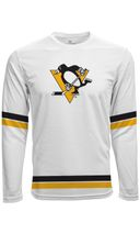 Levelwear NHL PITTSBURGH PENGUINS - Sidney Crosby #87 Authentic Scrimmage Player Sweatshirt