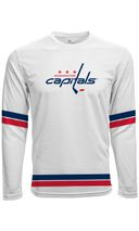 Levelwear NHL WASHINGTON CAPITALS - Alexander Ovechkin #8 Authentic Scrimmage Player Sweatshirt