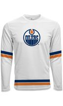 Levelwear NHL EDMONTON OILERS - Connor McDavid #97 Authentic Scrimmage Player Sweatshirt