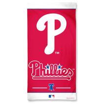WinCraft MLB PHILADELPHIA PHILLIES Fiber Strandtuch 75 cm x 150 cm
