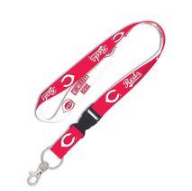 WinCraft MLB CINCINNATI REDS Breakaway Schlüsselband Lanyard