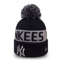 New Era MLB NEW YORK YANKEES Team Tonal Bobble Knit (Wintermütze)