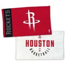 WinCraft NBA HOUSTON ROCKETS Authentic On-Court Bench Handtuch 107cm x 56cm
