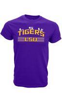 Levelwear NCAA LSU TIGERS Garrison T-Shirt