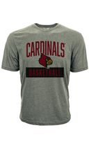 Levelwear NCAA LOUISVILLE CARDINALS Shader T-Shirt