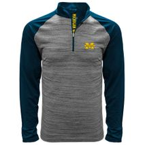 Levelwear NCAA MICHIGAN WOLVERINES Strong Style Vandal Long Sleeve