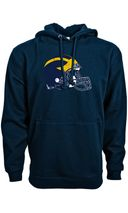 Levelwear NCAA MICHIGAN WOLVERINES Lineage Pullover