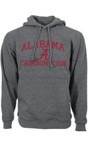 Levelwear NCAA ALABAMA CRIMSON TIDE Commission Pullover
