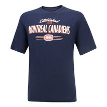 Levelwear NHL MONTREAL CANADIENS Crowned T-Shirt
