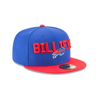New Era NFL BUFFALO BILLS Authentic 59FIFTY Onstage 2018 Draft Cap – Bild 3