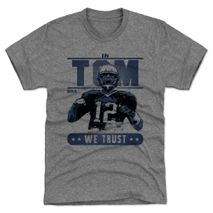 500 Level NFL NEW ENGLAND PATRIOTS - Tom Brady Trust B Premium T-Shirt