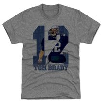 500 Level NFL NEW ENGLAND PATRIOTS - Tom Brady Game B Premium T-Shirt