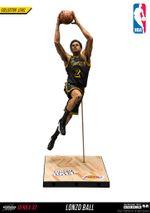 McFarlane NBA Series 32 CL Gold LONZO BALL #2 - Los Angeles Lakers #333 Figur