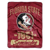 Northwest NCAA FLORIDA STATE SEMINOLES Varsity Decke