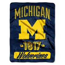 Northwest NCAA MICHIGAN WOLVERINES Varsity Decke