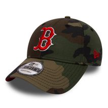 New Era MLB BOSTON RED SOX Camo Team 9FORTY Cap