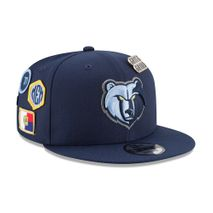 New Era NBA MEMPHIS GRIZZLIES Authentic 2018 Draft 9FIFTY Snapback Cap